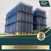 Căn hộ quận 7, cuối 2020 nhận nhà, 70 m2, giá 38 triệu/m2. MT đường Nguyễn Lưằng