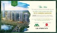 Eco green sài gòn – nơi cuộc sống xanh giữa long thành phố- vị trí vàng kết nối
