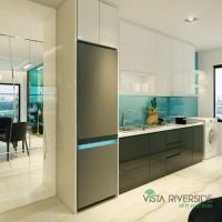 Vista Riverside– Căn góc 2PN, 2 mặt tiền view sông, chỉ từ 20tr/m2( đã VAT)