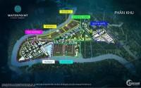 Mở Bán Chính Thức Quỹ Hàng Đợt 1 Dự Án WaterPoin Nam Long.