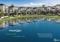 Booking Nhà Phố Siêu Hiếm Aqua City, DT: 6x20, Giá Chỉ Từ 6 Tỷ, Lợi Nhuận 30%.