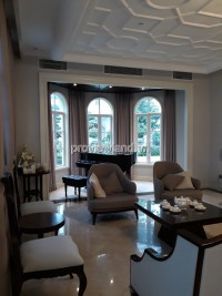 Bán biệt thự Saigon Pearl , DT 216m2, 1 hầm 2 tầng, 4pn, full nội thất