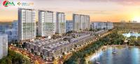 Suất ngoại giao ShopHouse Khai Sơn cuối được hưởng chính sách LS 0%/24 tháng