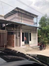 Bán Nhà Khu Phố 4-Phường Tân Định-Bến Cát-Bình Dương.