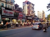 Bán nhà mặt phố 5 tầng MT6m đẹp nhất phố Yên Lãng 28 tỷ