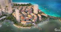 Bán shophouse mặt biển dự án Harbor Bay Hạ Long  DT: 85m2