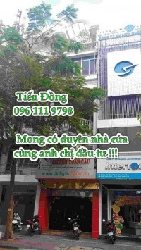 MT đường Nguyễn Thái Bình Q1 4.2x19.5 giá 36ty tl, sát Ký Con, ga Metro 09611197