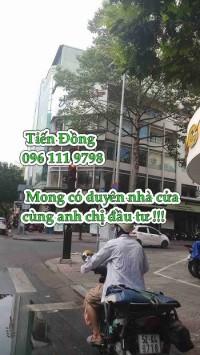 2 MT Yersin 5,73x20, Nở Hậu 9m*6m, giá 43ty tl, gần Metro bến Thành 0961119798