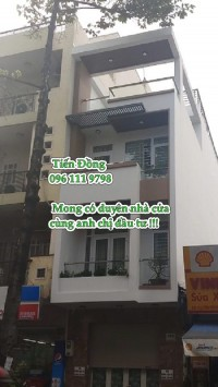 Bán gấp mặt tiền Nguyễn Thái Bình 4x19, 72m2 trệt lầu 34 tỷ 9/2019 ngay đoạn san