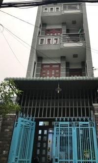 Bán gấp nhà 4 tầng tại Phước Bình quận 9, nhà đẹp khu an ninh nơi ở thoáng mát
