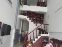 Nhà gồm 1 trệt 2 lầu .vừa ở vừa có 7 phòng trọ thu nhập 11tr.P. Tăng Nhơn Phú A