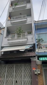 Bán gấp nhà MT Lý Thường Kiệt, P7, Tân Bình, 4x26m; 4 Tầng, giá cực rẻ.