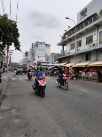 Bán nhà MTKD ngay chợ Tân Hương P.Tân Quý  Q.Tân Phú  DT 4x12 1 lầu 8.7 tỷ TL