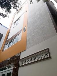 Bán gấp nhà 3 lầu hẻm 5m Phú Thọ Hoà (dt 6.6x5.5m, giá 4 tỷ)