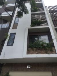 Phân lô Hoàng Văn Thái, nhà mới 5 tầng x 42m, ô tô tránh ngày đêm.