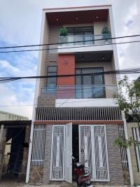 Nhà Đà Nẵng mặt tiền 3 tầng Hòa An, Cẩm Lệ mặt tiền siêu đẹp