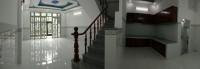 •Còn 1 căn duy nhất nhà 1 trệt và 1 lầu cách chợ Bình Chánh 2km