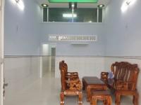 Bán nhà cấp 4 gác lửng gần Ủy ban xã ở Trần Văn Mười-Hóc Môn, Sổ hồng riêng giá
