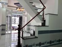 Chính chủ bán nhà 1 trệt 1 lầu ở Phạm Thị Giây-Hóc Môn, sổ hồng riêng, giá 1 tỷ