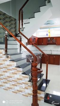 Bán nhà đẹp 1 trệt 2 lầu Huỳnh Tấn Phát