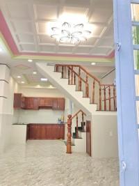 Bán nhà 1 lầu mới đẹp hẻm 160 Nguyễn Văn Quỳ quận 7.