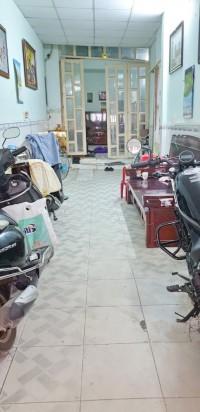 Bán nhà 1 lững mặt tiền hẻm 88 Nguyễn Văn Quỳ quận 7.