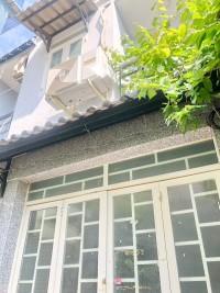 Bán nhà 1 lầu hẻm xe hơi số 9 đường Phú Thuận Tân Phú quận 7.