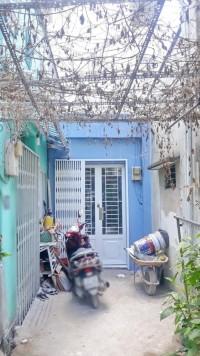 Bán nhà cấp 4 hẻm 1225 Huỳnh Tấn Phát quận 7.