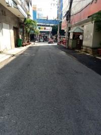 Bán Gấp hẻm 1/ Gò Dầu P Tân Quý Tân Phú dt 4mx12m giá 4.65 tỷ
