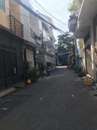Bán Nhà hẻm 4m gần chợ Tân Hương P Tân Quý Q Tân Phú dt 4.1mx13m giá 5 tỷ