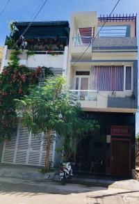 Bán nhà MT đường Tản Đà,TP. Quy Nhơn, Bình Định, 1 trệt 2 lầu,DT 150m2, 4ty3