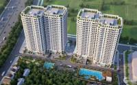 Cho thuê căn hộ chung cư đồ cơ bản tại tòa Ruby City 3, Phúc Lợi, Long Biên