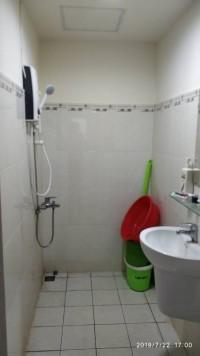 CHO THUÊ căn hộ chung cư Vision 2PN, 2WC, 2 ban công, giá 5,5tr BAO PHÍ QUẢN LÝ