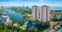 Cho thuê căn hộ biển giá rẻ, Vũng Tàu Melody, 2PN nội thất đầy đủ, view cực đẹp