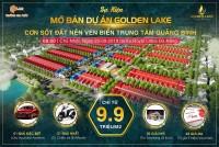 Đăng ký sự kiện mở bán HOT nhất miền Trung - Dự án Golden Lake