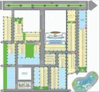 Cần bán đất nền dự án Nam Phong Eco Town, SHR, huyện Cần Đước, Long An, giá tốt