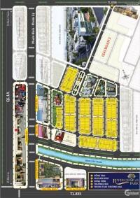 Bán đất 2 mặt tiền chợ Gò Đen, Cần Giuộc, Long An giá chỉ 13tr/m2