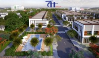 Kdc Tân Phú Trung nằm liền kề QL22, bệnh viện Xuyên Á, kcn Tân Phú Trung, shr