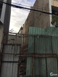 Bán đất mặt tiền khu dân cư An Sương sổ hồng riêng P.Tân Hưng Thuận