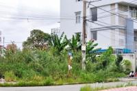 Đất nền biệt thự khu đô thị Saigon P7 Q8
