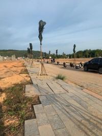 Bán đất nền đường 7m5 dt 106 m2 giá 9 - 11tr /m2