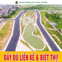 Dự Án Dabaco Lạc Vệ Tiên Du - Bắc Ninh