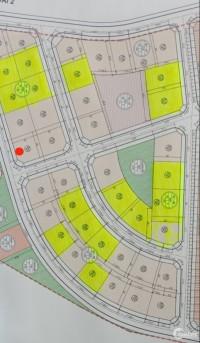Bán ô đất biệt thự hai mặt tiền trung tâm thành phố Vĩnh Yên- Vĩnh Phúc