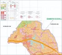 bán đất thổ cư  tại TP Bảo Lộc 252m2 cạnh thác DAMBRI ECOVILL  giá chỉ 3,8tr/m L