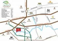 Đất Nền Ngay Chợ Gò Đen Và QL1 Giá Chỉ 13-14tr/m2.
