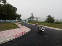 lô đất 100m2, SHR, KDC Trung Thành-KCN Cầu Tràm, Long An