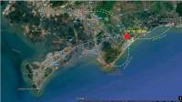 100m2 thổ cư,giá đầu tư,chỉ 579triệu,sổ riêng ngân hàng hỗ trợ,Hồ Tràm Phước Hải