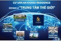 Đất nền An Khang Residence giá chỉ 990tr/nền và nhiều ưu đãi cho khách