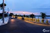 KDL Sinh Thái Cát Tường Phú Sinh Mặt Tiền Tỉnh Lộ 9, 4x18m, SHR, 880tr
