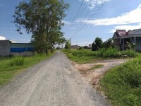 Kẹt tiền công chứng bán nhanh 2 nền đất SHR thổ cư 100% Thị trấn Hậu Nghĩa